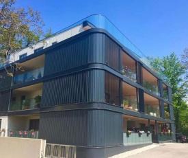 Neubau, gemütlich und modern See und Zentrum nah by Seebnb