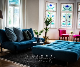 luxury apartment in town