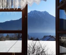 Apartment See und Traunsteinblick