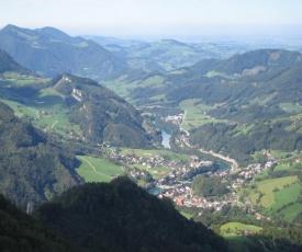Ferienwohnung WG beim Nationalpark Kalkalpen Steyr Ennstal am Ennsradweg - Luchstrail - Sebaldus - Mariazeller Pilgerweg